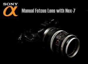 Test ISO Noise for Sony NEX 7
